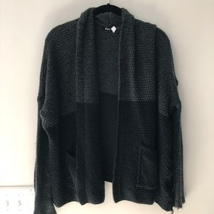 Urban Outfitters Two Tone Cardigan Sweater